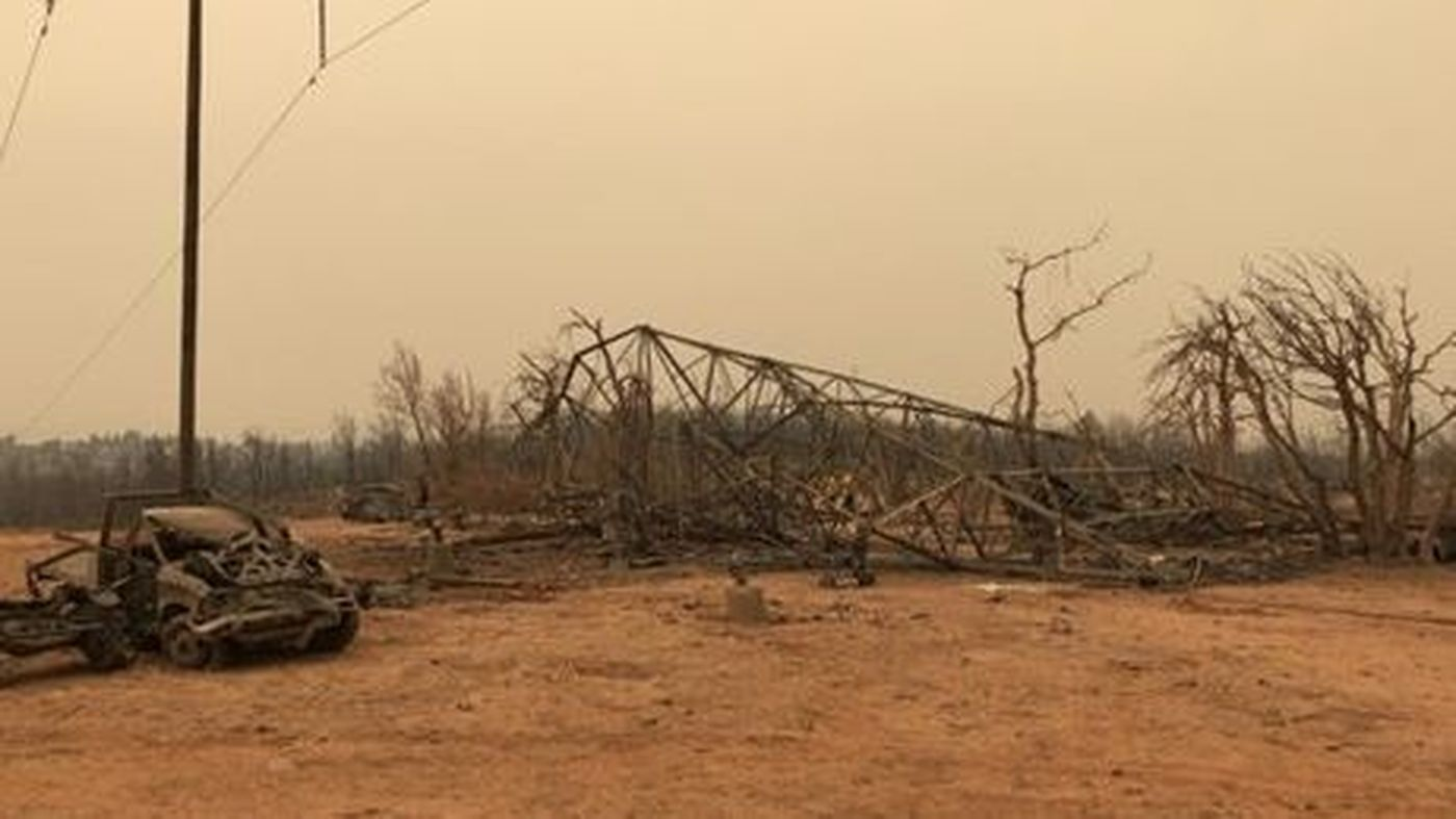 143-mph 'fire tornado' that cut a path of destruction is an ominous sign of the future