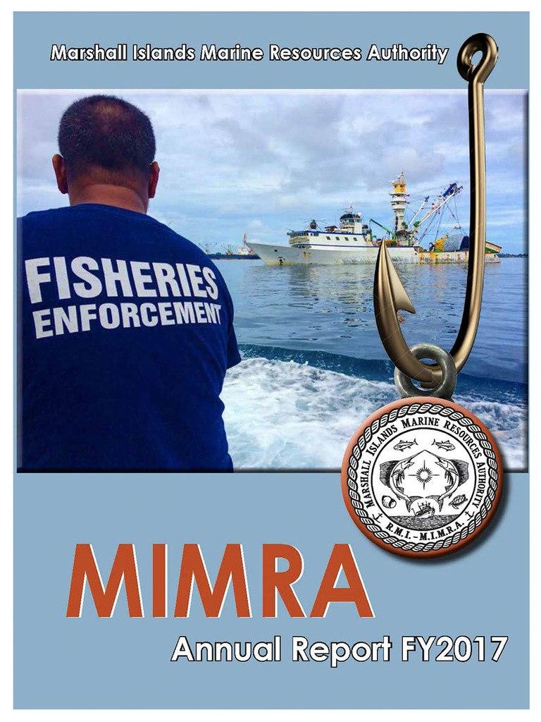 MIMRA Annual Report. (2017)
