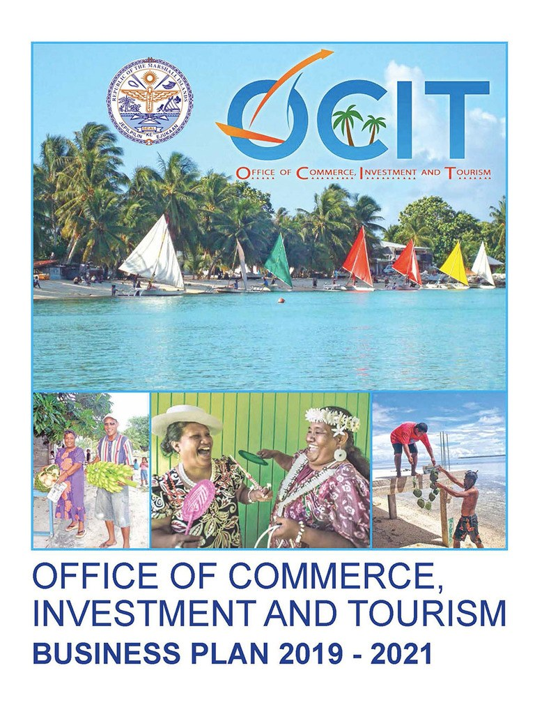 Office of Commerce, Investment and Tourism Business Plan 2019-2021
