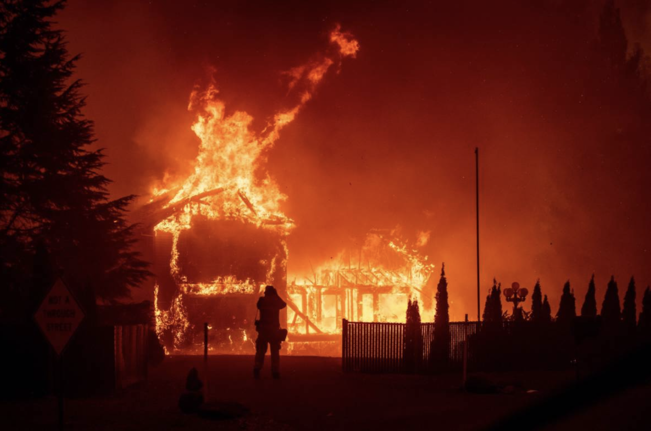 the new abnormal: climate effects on the fire season are just beginning