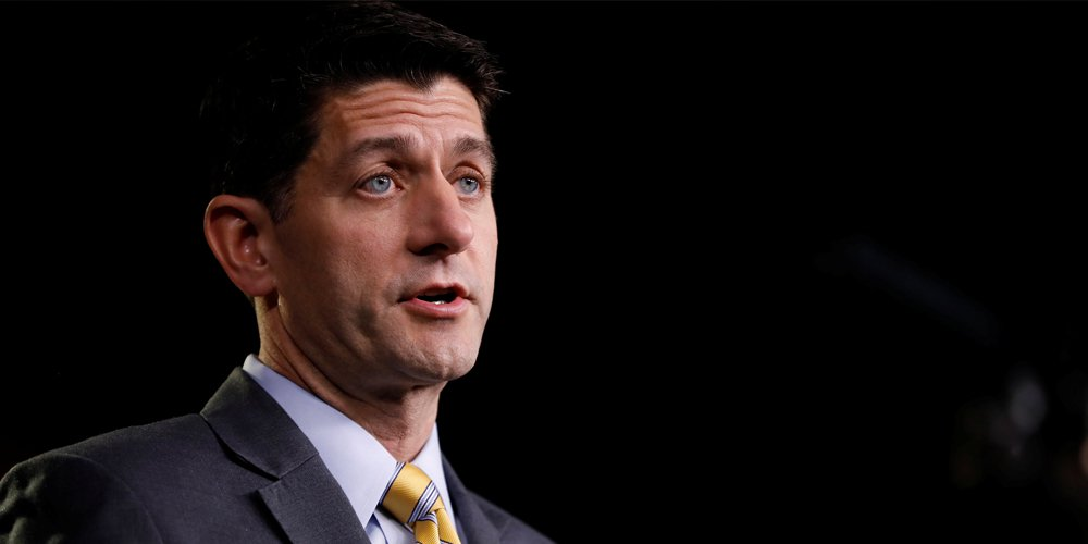 paul ryan says a family of woodchucks destroyed his car