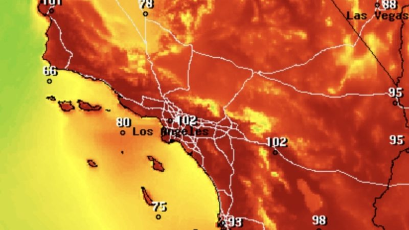 using cooling centers to prevent heat-related illness and death in l.a.