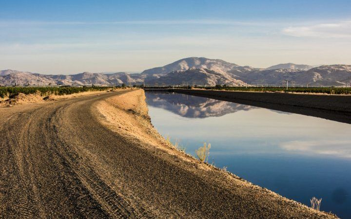 improving agricultural water efficiency in the central valley