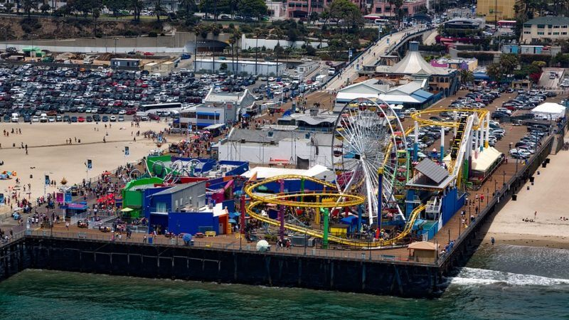 improving organic waste management on the santa monica pier
