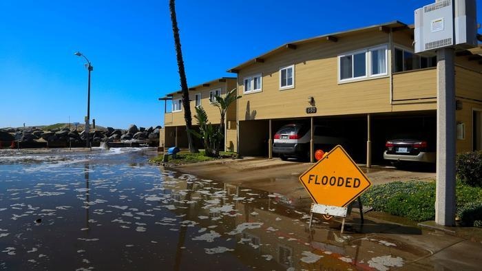 imperial beach, two counties sue fossil fuel companies for money to deal with sea level rise