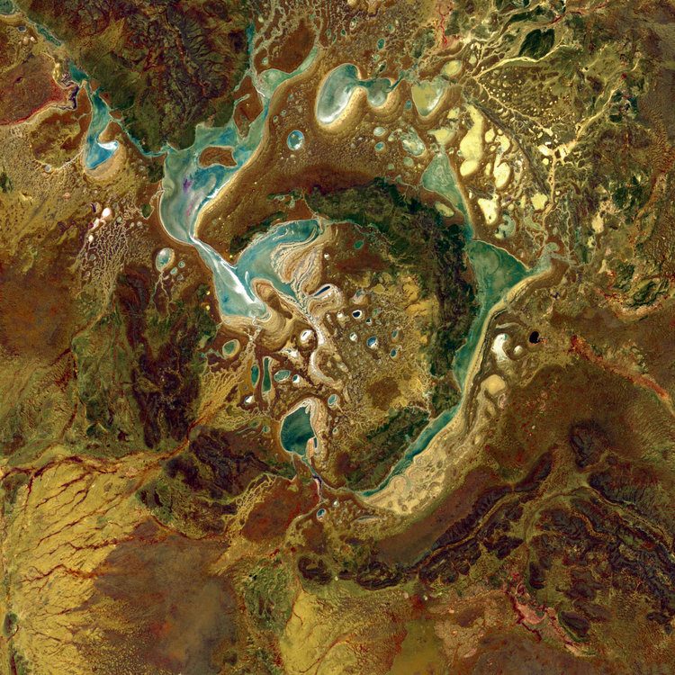 Shoemaker Crater, Australia