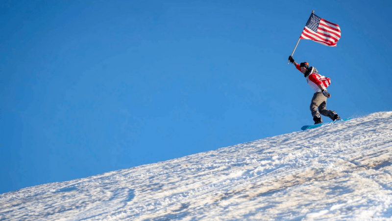 climate change puts california's snowpack under the weather