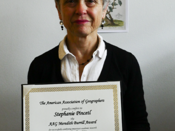 stephanie_pincetl_burrill award