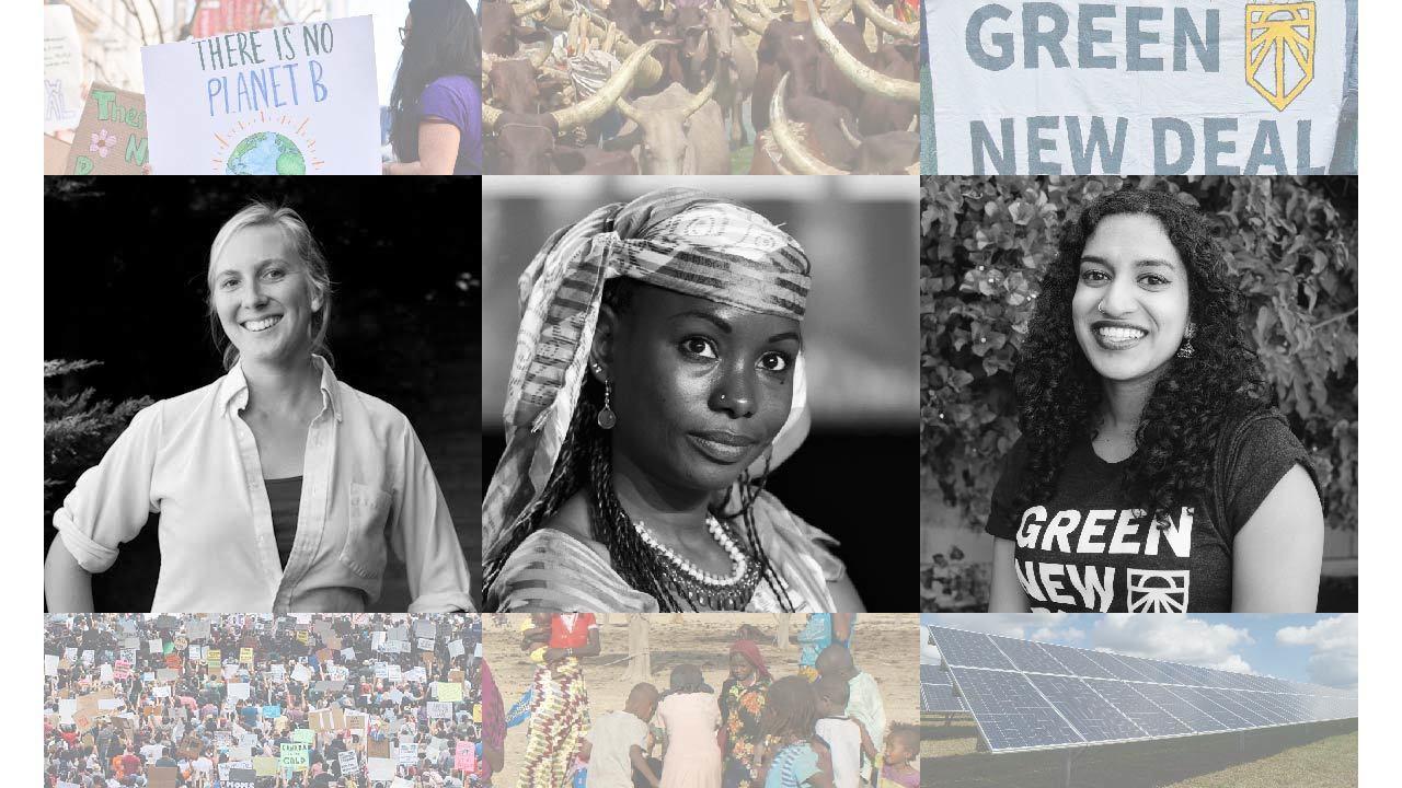 2019 pritzker finalists: may boeve, hindou oumarou ibrahim, varshini prakash