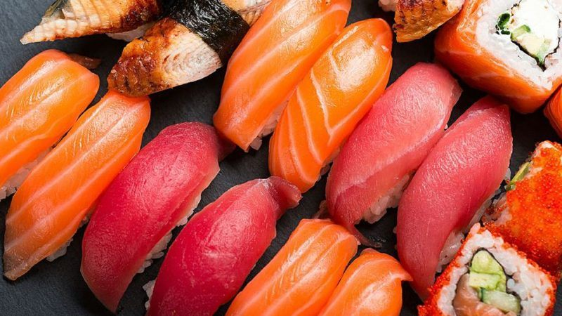 paul barber's research article on sushi 'fish fraud' among most downloaded
