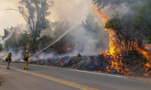 why are california's wildfires so intense and what can be done?