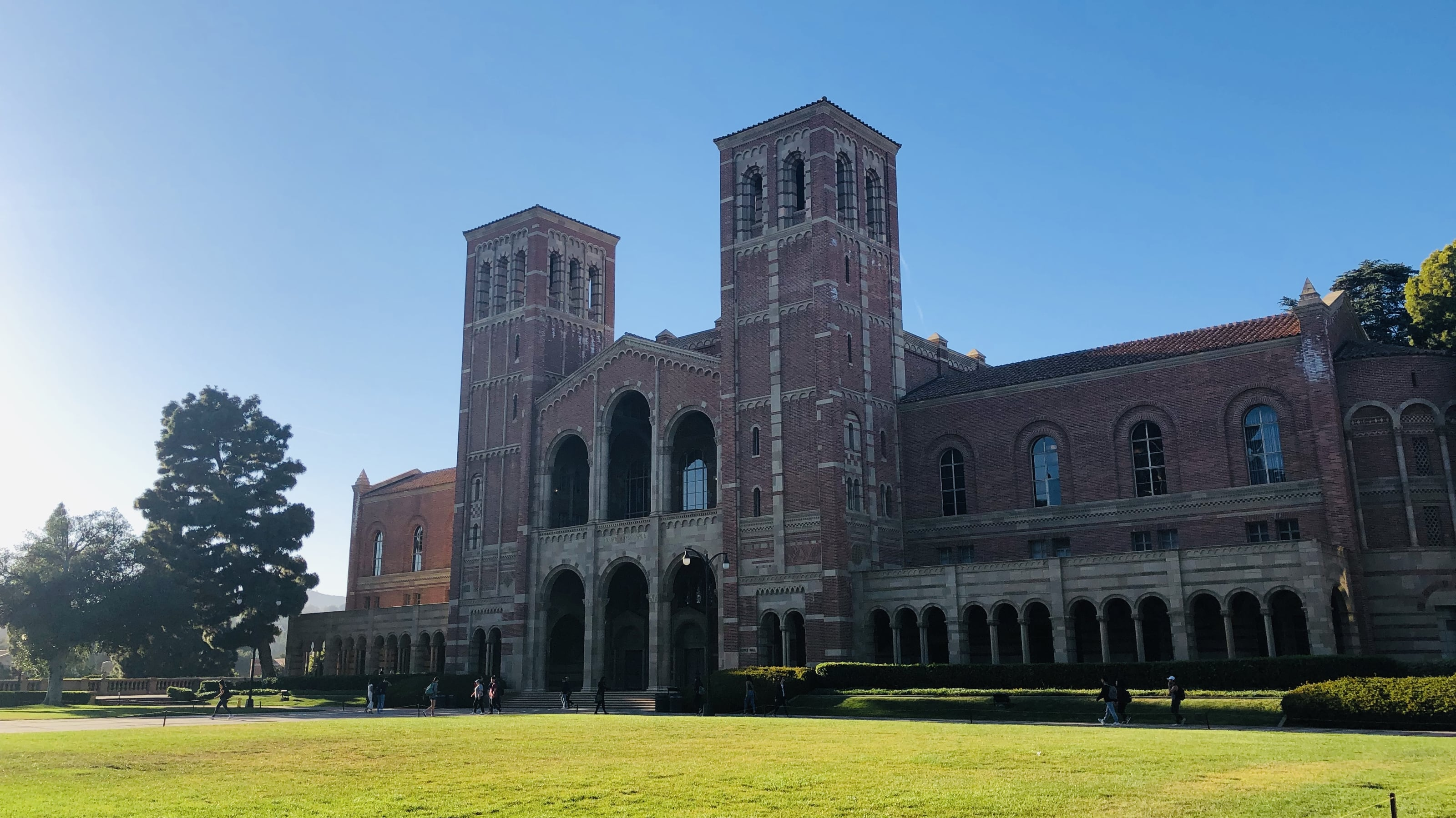 UCLA Royce Hall