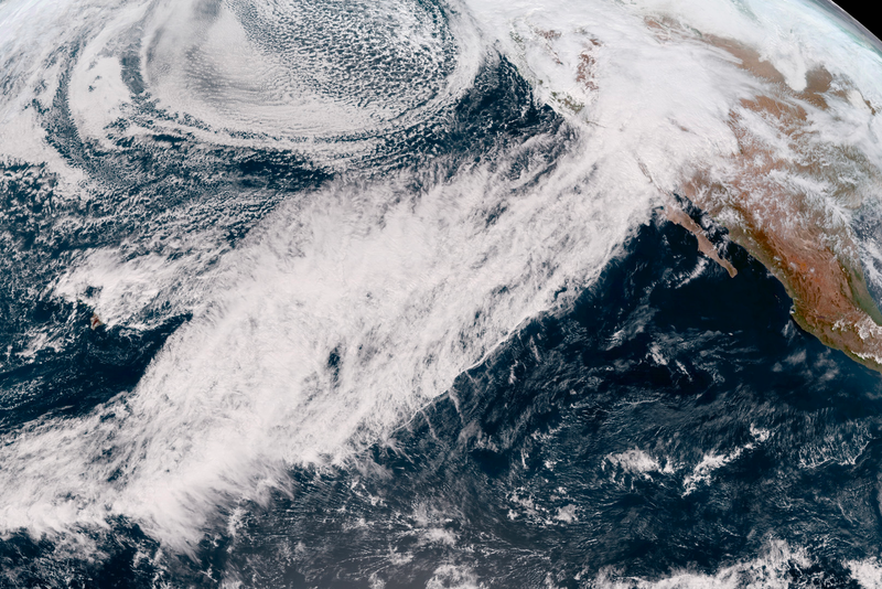 daniel swain quoted in mashable: california's strengthening storms mean more billion-dollar disasters