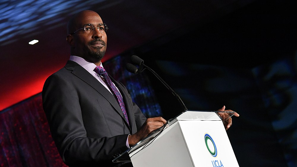 pierce brosnan, van jones speak out about climate change at ucla ioes gala
