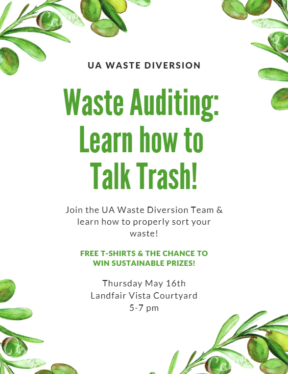university apartments waste diversion blog post: may 10, 2019