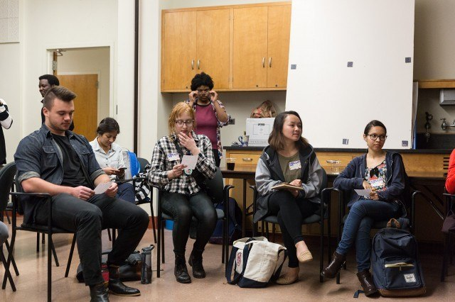 panel discusses importance of diversity in community of scientists