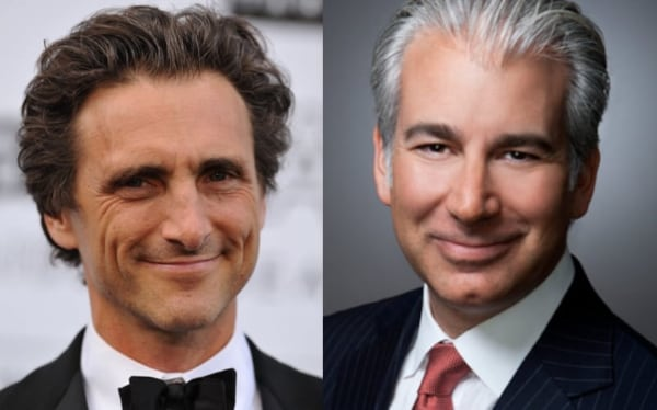 lawrence bender and daniel weiss named co-chairs of ioes advisory board