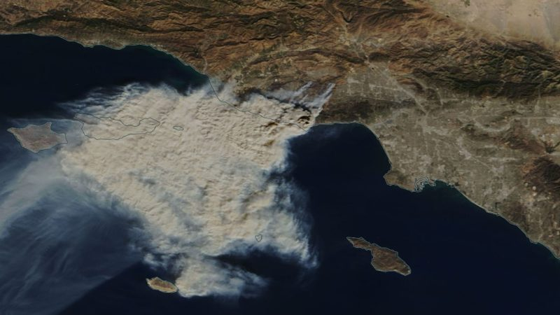 reducing wildfire risk in southern california